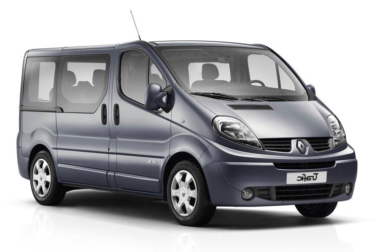 Renault Trafic L1