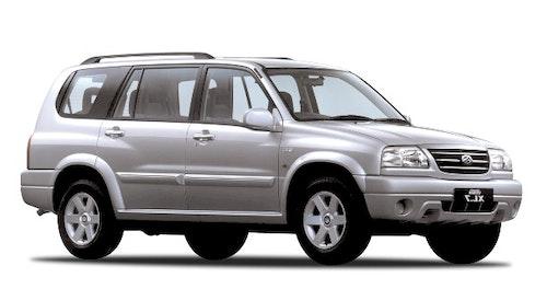 Suzuki Grand Vitara XL7
