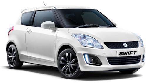 Suzuki Swift 3-d