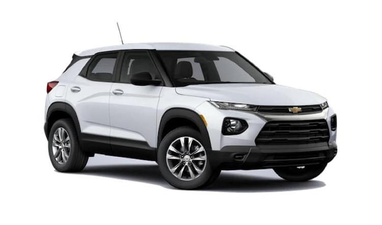 Auto raamfolie voor de Chevrolet Trailblazer