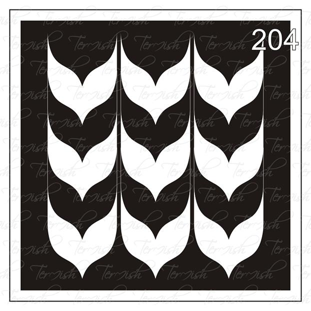 204 stencil