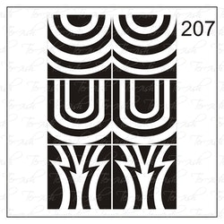 207 stencil