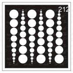 212 stencil