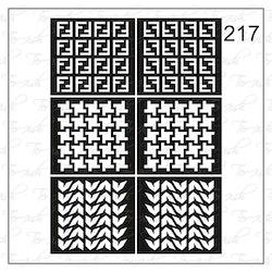 217 stencil
