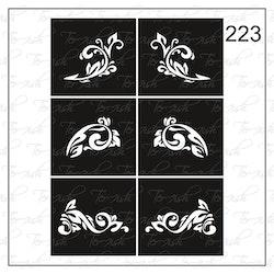 223 stencil