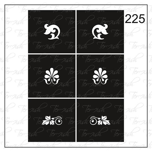 225 stencil