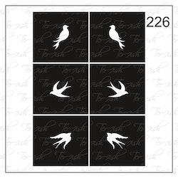 226 stencil
