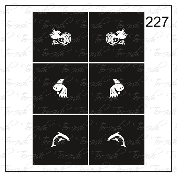 227 stencil