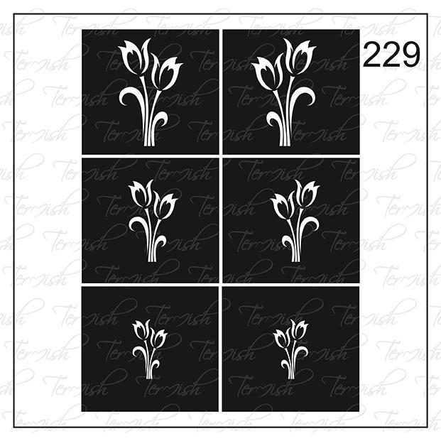 229 stencil