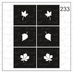233 stencil