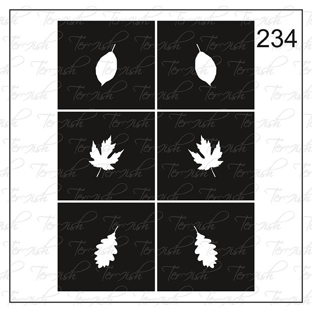 234 stencil