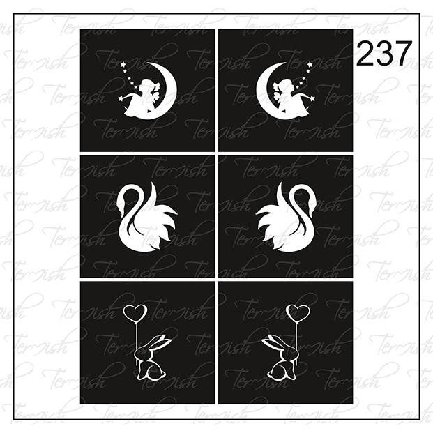 237 stencil
