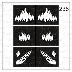 238 stencil