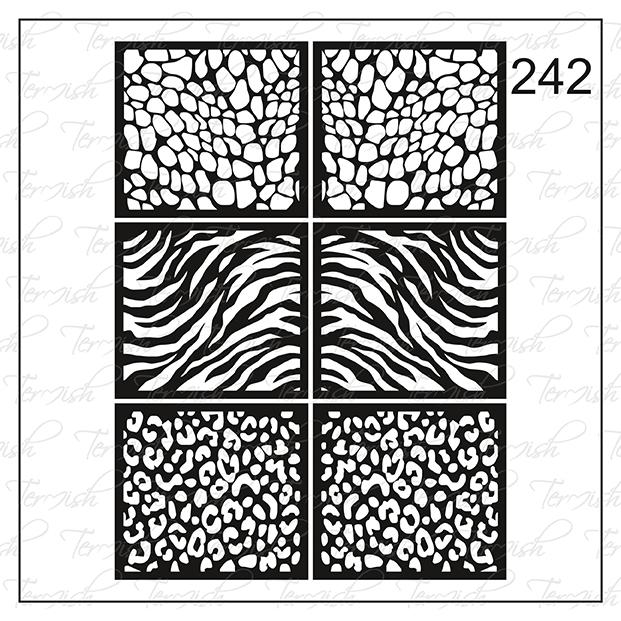 242 stencil