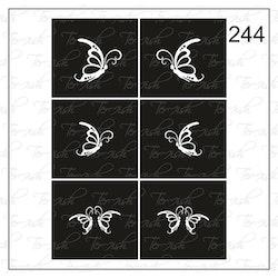 244 stencil