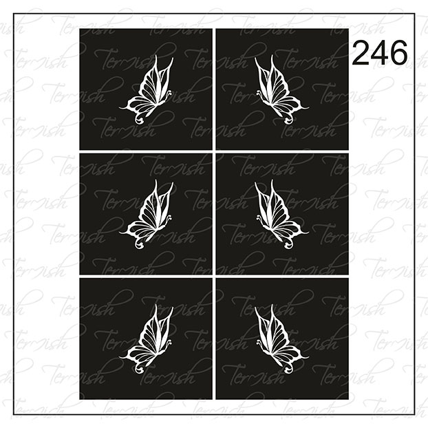 246 stencil