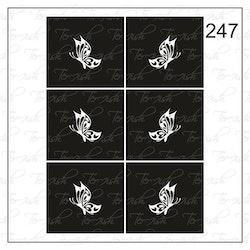 247 stencil