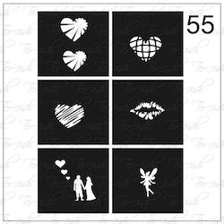 055 stencil