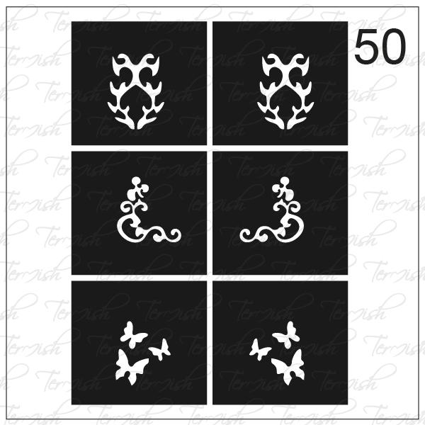 050 stencil