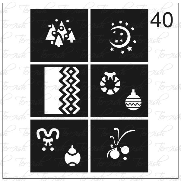 040 stencil
