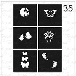 035 stencil