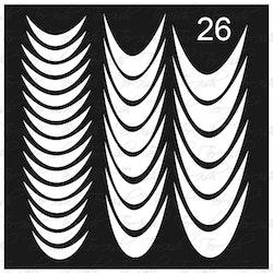 026 stencil