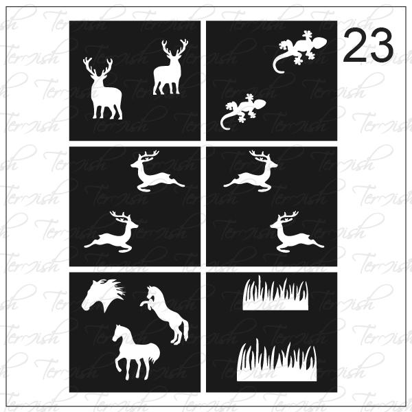 023 stencil