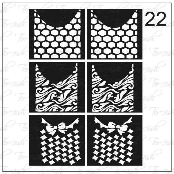 022 stencil
