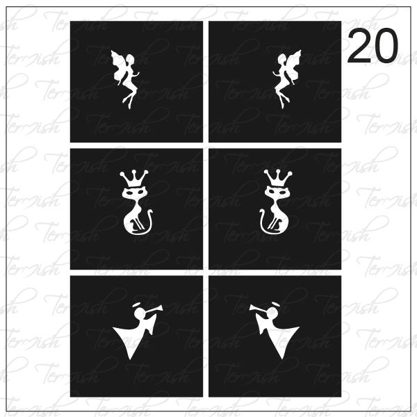 020 stencil