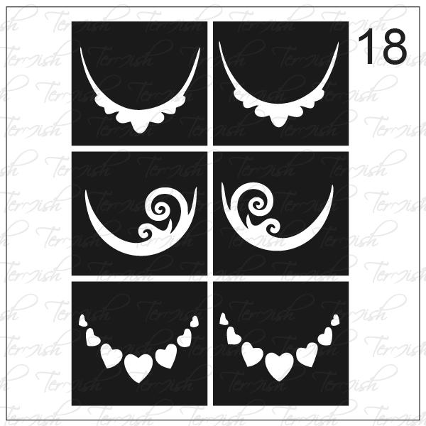 018 stencil