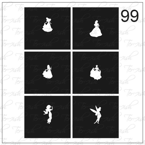 099 stencil