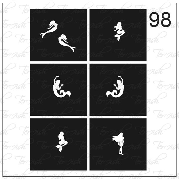 098 stencil