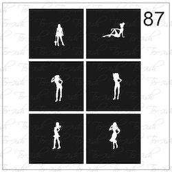 087 stencil