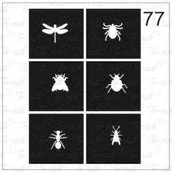 077 stencil