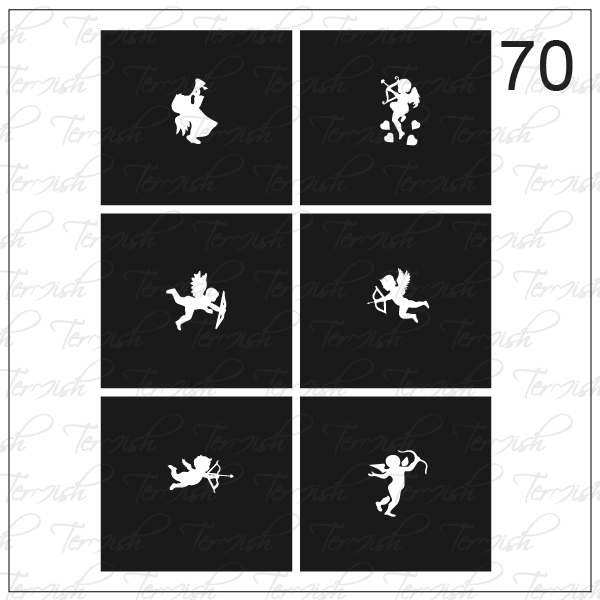 070 stencil