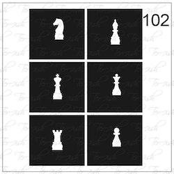 102 stencil