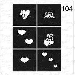 104 stencil