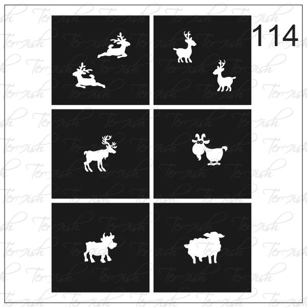 114 stencil