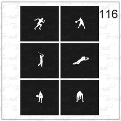 116 stencil