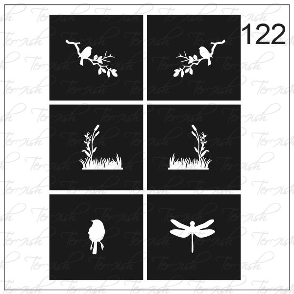 122 stencil