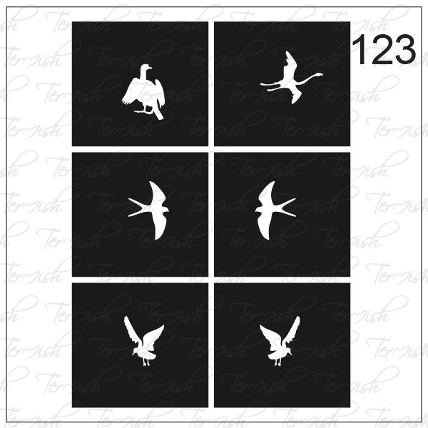 123 stencil