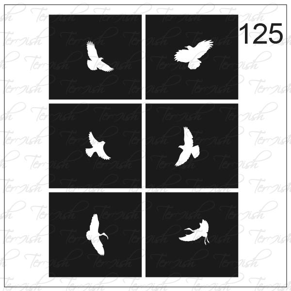125 stencil