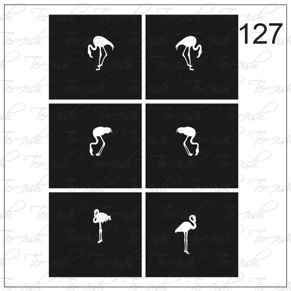 127 stencil