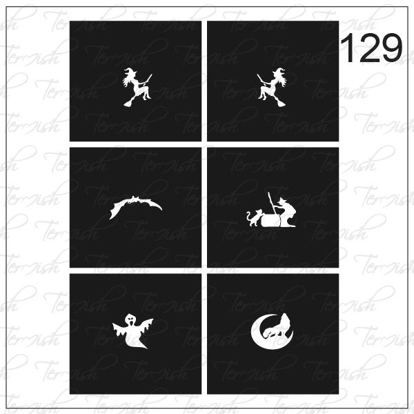 129 stencil