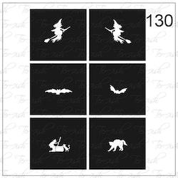 130 stencil