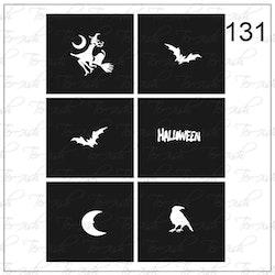 131 stencil