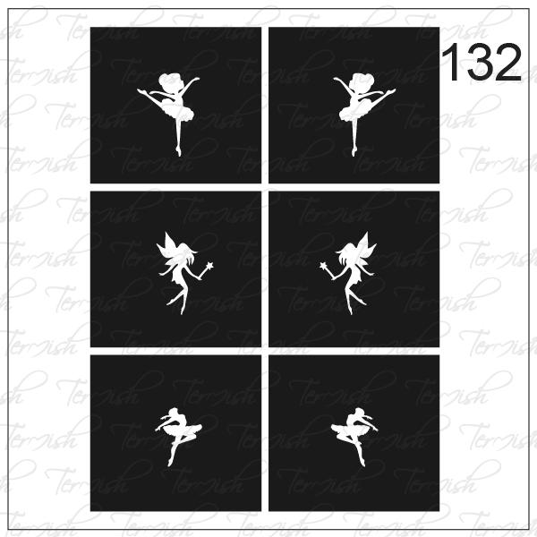 132 stencil