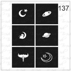 137 stencil