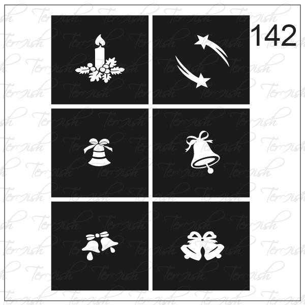 142 stencil