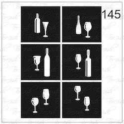 145 stencil